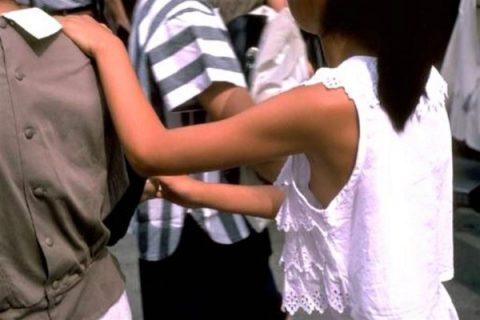 """【おっぱい盗撮】盗撮小僧の""""傑作""""ポロリ画像集まとめ。(121枚)・4枚目"""