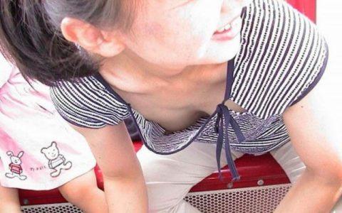 """【おっぱい盗撮】盗撮小僧の""""傑作""""ポロリ画像集まとめ。(121枚)・7枚目"""