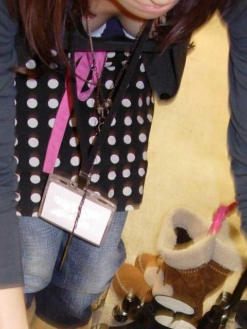 """【おっぱい盗撮】盗撮小僧の""""傑作""""ポロリ画像集まとめ。(121枚)・49枚目"""